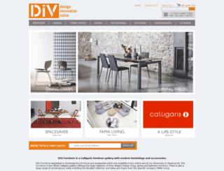 divfurniture.com screenshot