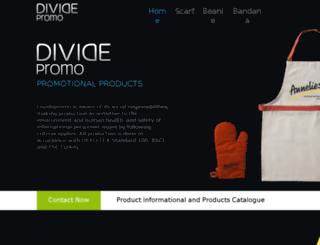 dividepromo.com screenshot