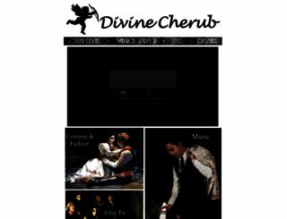 divinecherub.com screenshot