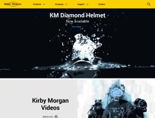 divingsystems.com screenshot