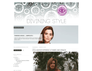 diviningstyle.blogspot.co.uk screenshot