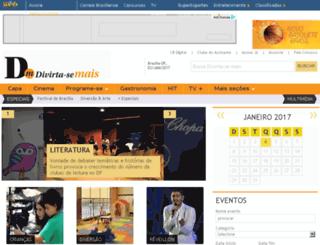 divirta-se.correioweb.com.br screenshot