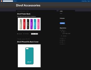 divof.blogspot.com screenshot