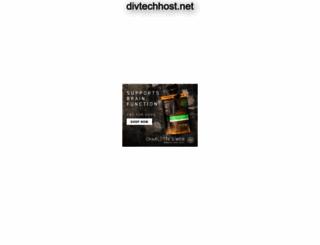 divtechhost.net screenshot