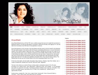 divyabhartiportal.com screenshot
