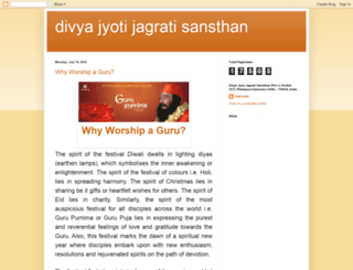 divyajyotiashutoshmaharajji.blogspot.in screenshot