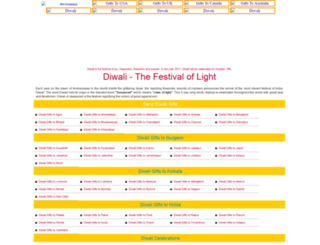 diwalicelebrations.net screenshot