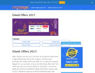 diwalioffers.org screenshot
