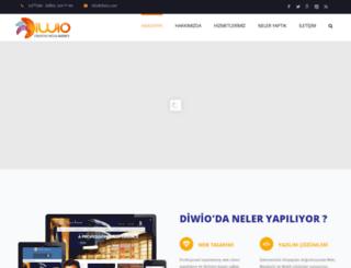 diwio.com screenshot