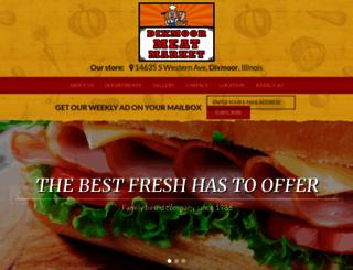 dixmoormarket.com screenshot