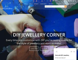 diy-jewellery.com screenshot