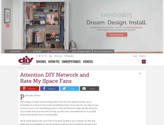 diy.athomewith.com screenshot