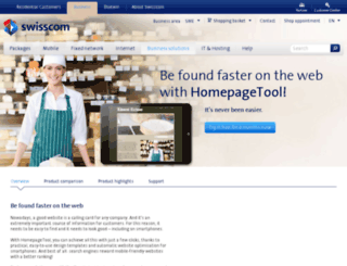 diy.homepagetool.ch screenshot