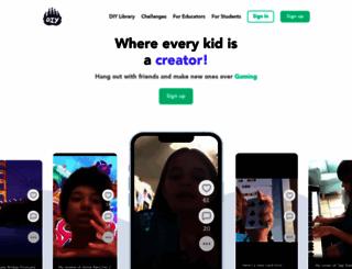 diy.org screenshot