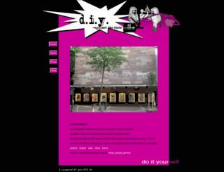 diyagainst.squat.net screenshot