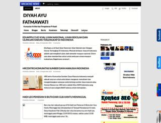 diyahayufatmawati.blogspot.co.id screenshot