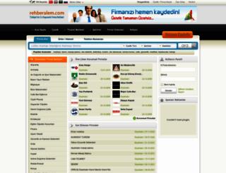 diyarbakir.rehberalem.com screenshot