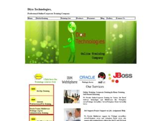 diyatechnologies.com screenshot