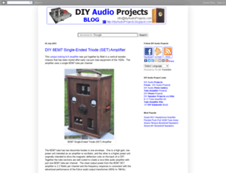 diyaudioprojects.blogspot.com.es screenshot