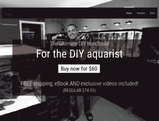 diyfishkeepers.com screenshot