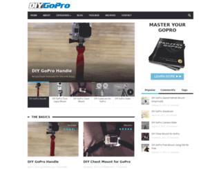 diygopro.com screenshot