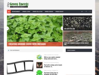 diygreenenergysolutions.com screenshot