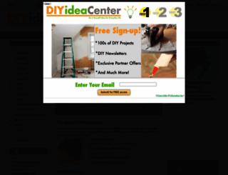 diyideacenter.com screenshot