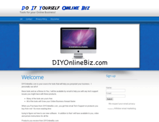 diyonlinebiz.com screenshot