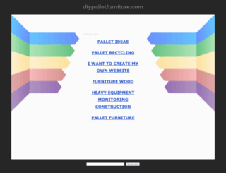 diypalletfurniture.com screenshot