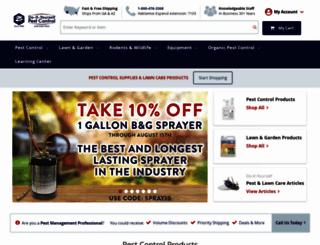 diypestcontrol.com screenshot