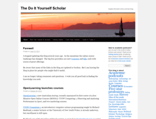 diyscholar.wordpress.com screenshot