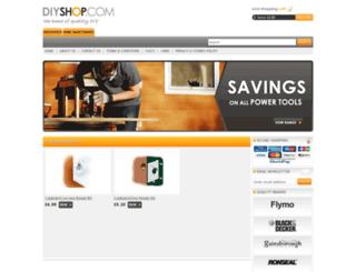 diyshop.com screenshot