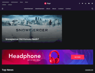 dizimood.com screenshot