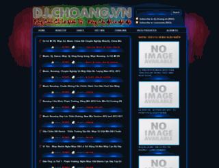 dj.choang.vn screenshot