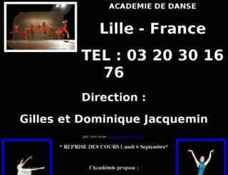 djacque.club.fr screenshot