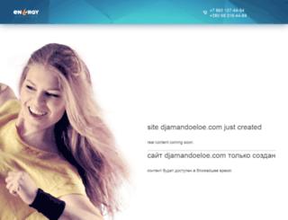 djamandoeloe.com screenshot
