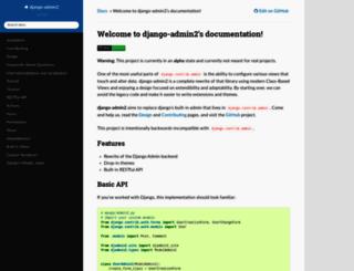 django-admin2.readthedocs.org screenshot