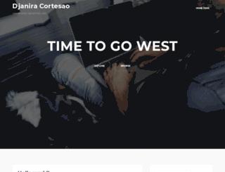 djaniracortesao.com screenshot