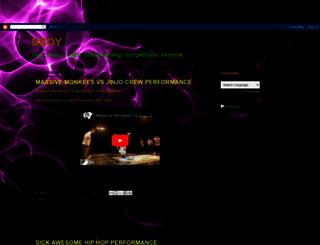 djbenar.blogspot.sg screenshot