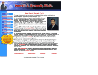 djburnett.com screenshot
