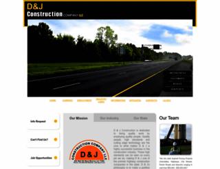djcon.com screenshot