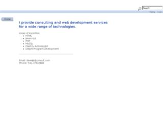 djconsult.com screenshot
