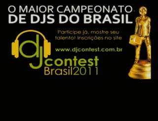 djcontest.com.br screenshot