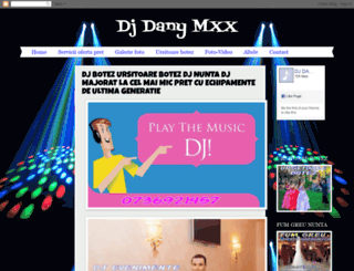 djdanymxx.blogspot.ro screenshot