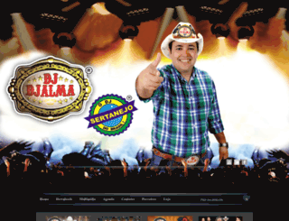 djdjalma.com.br screenshot