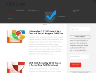 djfull.net screenshot