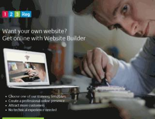djhampshire.co.uk screenshot