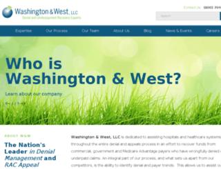 djigzo.washingtonwest.com screenshot