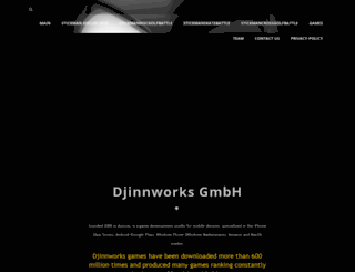 djinnworks.at screenshot
