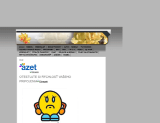 djjoor.estranky.cz screenshot